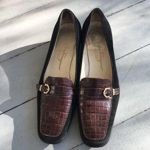 Salvatore Ferragamo loafers size 8